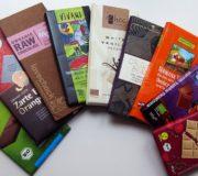 vegane Schokolade im Test
