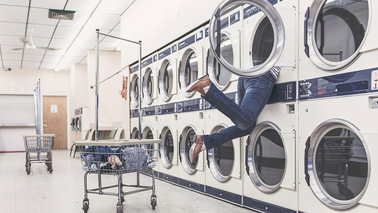Berühmt Die 10 größten Waschmaschinen-Fehler – und wie du sie vermeidest ZJ76