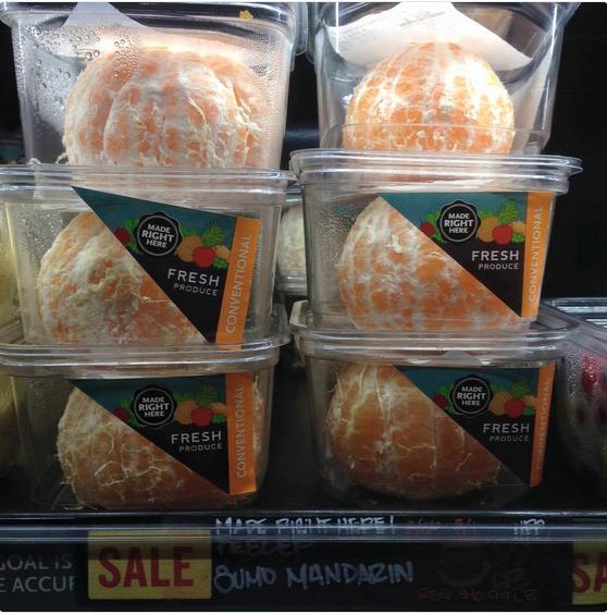 orangen plastik