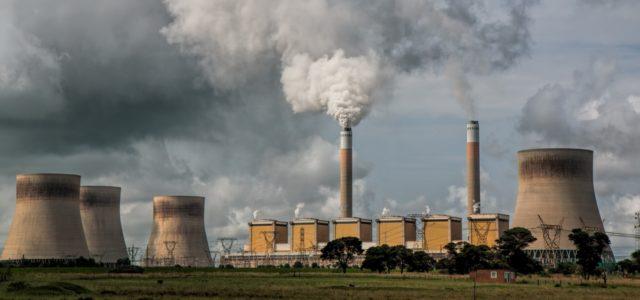 Treibhausgas Emissionen fossile Brennstoffe