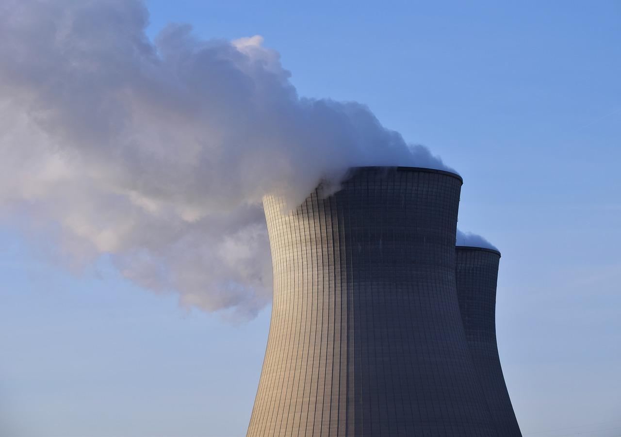 Atommüll aus Kernkraftwerk