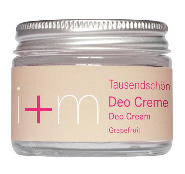 """Deocreme """"Tausendschön"""" von i+m"""