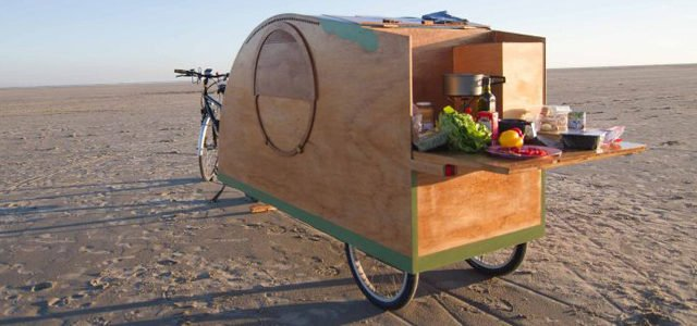 Fahrrad-Wohnwagen Übersicht