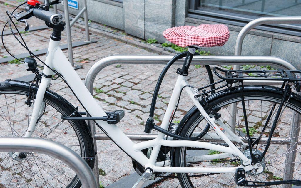 Fahrradschloss Knacken Schraubenzieher