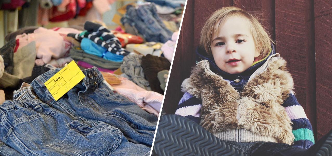 Warum ich keine gebrauchte Kinderkleidung mehr verkaufe