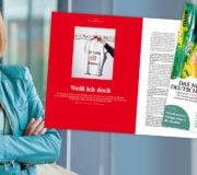Interview Evi Hartmann enorm Magazin 02/2016 Koop