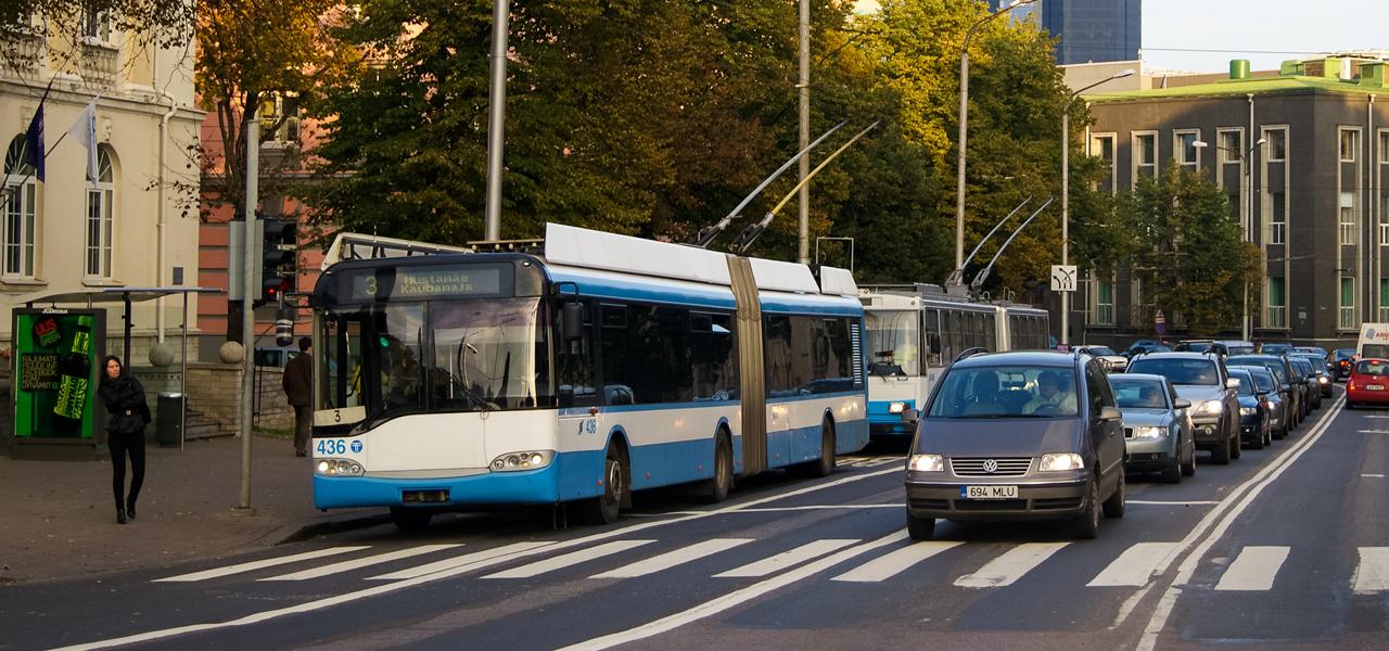 kostenloser Nahverkehr in Tallinn