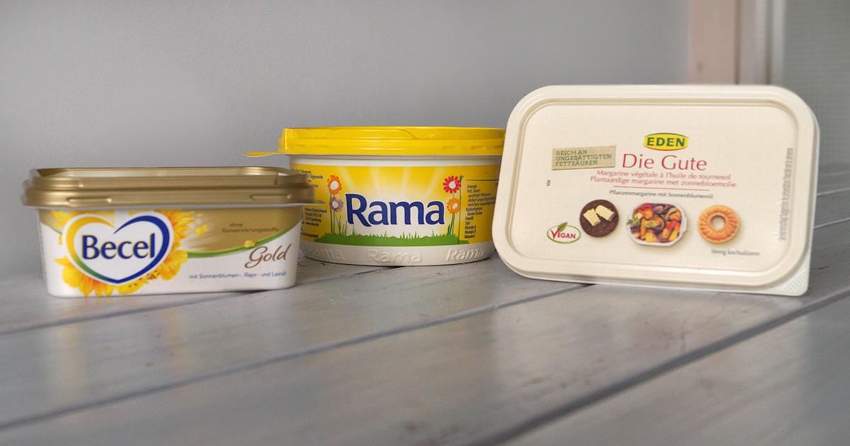 stiftung warentest testet margarine marken produkte. Black Bedroom Furniture Sets. Home Design Ideas