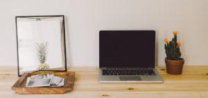 Minimalismus am Arbeitsplatz