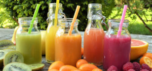 Obstsaft Smoothies