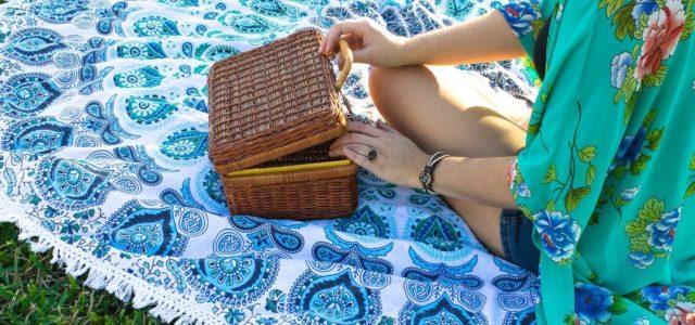 Picknick im Grünen - so geht's ökologisch