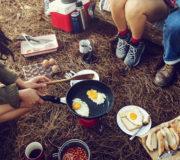 Draußen essen, Picknick, grillen: Tipps