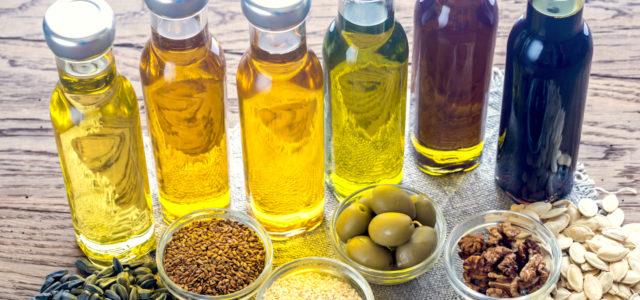 Speiseöle Pflanzenöl