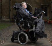 Stephen Hawking Klimawandel Erderwärmung Trump
