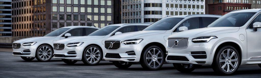 Da ist noch einiges zu tun: die Hybrid-Elektrischen der Baureihe Volvo T8