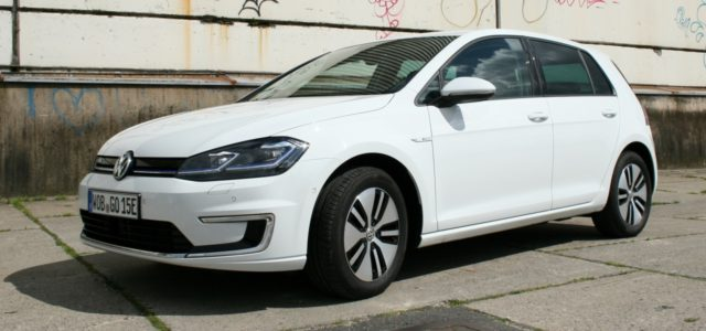 Volkswagen VW e-Golf 2017