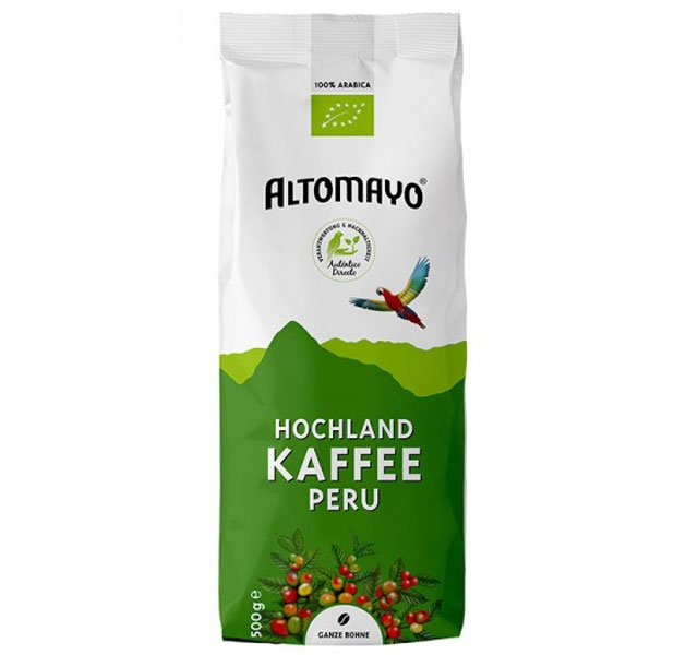 Altomayo Kaffee