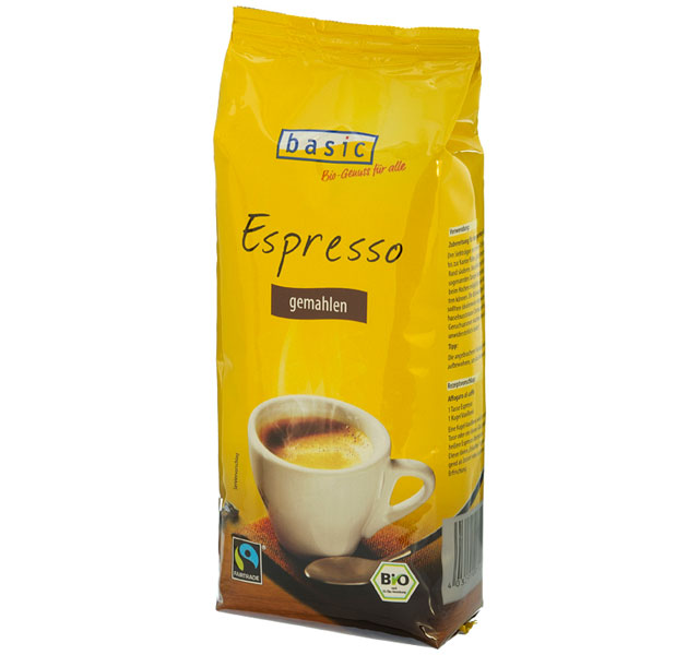 Basic Espresso