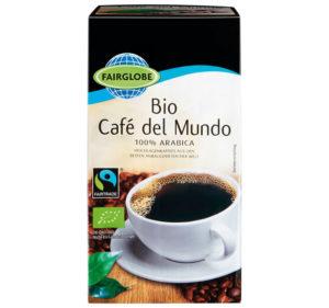 FAIRGLOBE Bio Cafe del Mundo