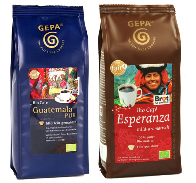 GEPA-Kaffee