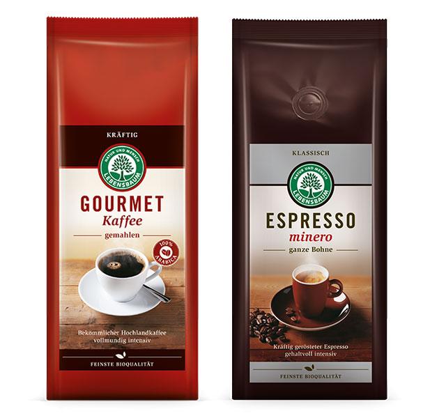 Lebensbaum Kaffee