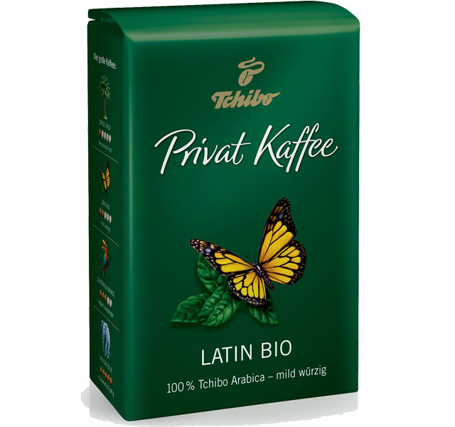 Tschibo Privat Kaffee Latin Bio