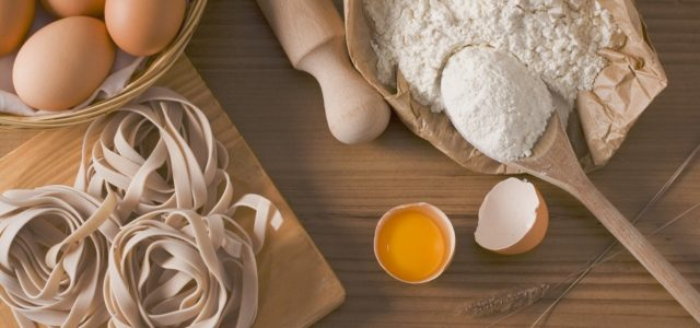 Mehltypen - Mehlsorten