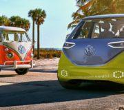 Volkswagen Elektro-Bulli: VW I.D. Buzz