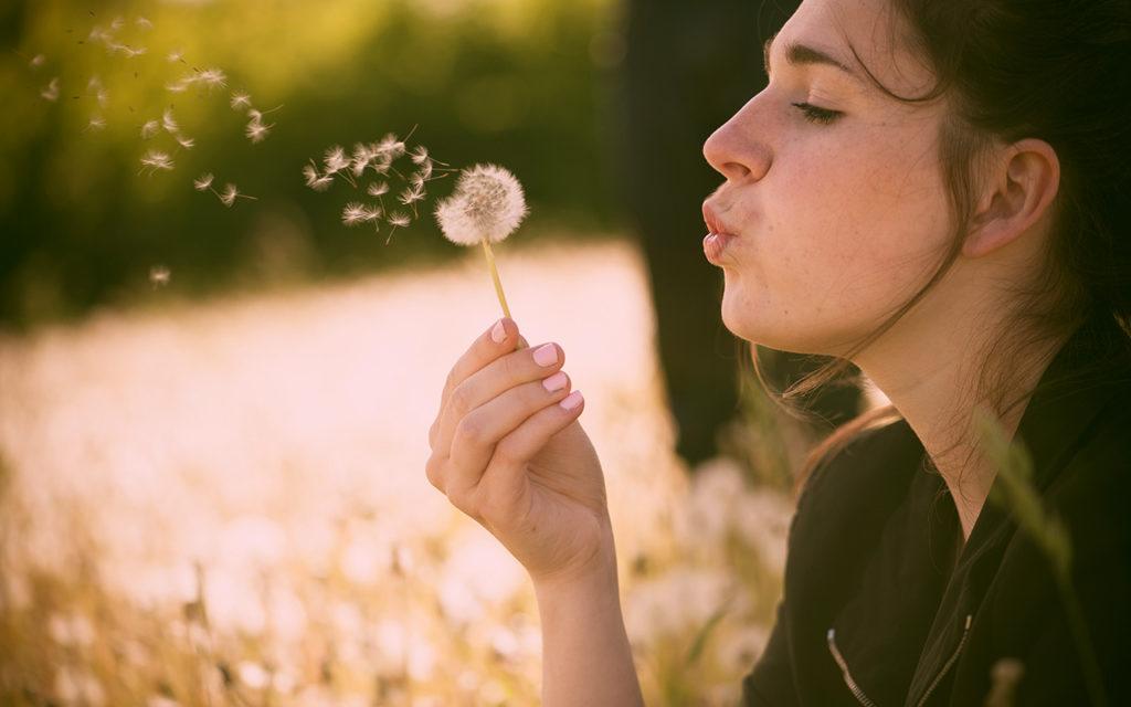 Stress abbauen: Entschleunigung im Alltag, Leben. Tipp: Im Moment leben