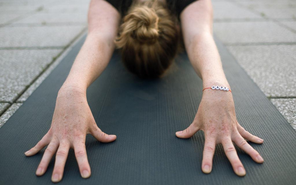 Stress abbauen: Entschleunigung im Alltag, Leben. Tipp: Sport