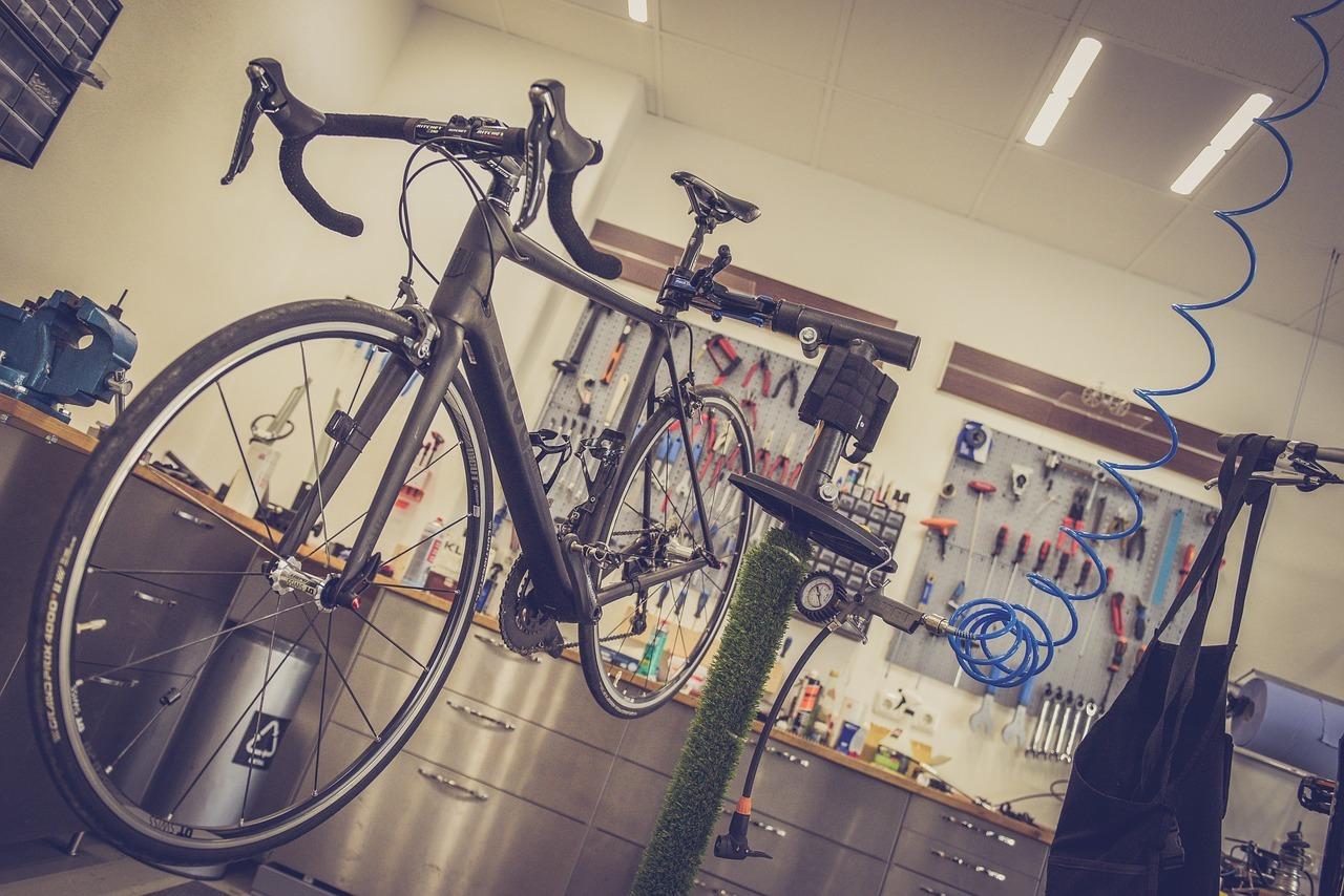 Fahrradkodierung an der Sattelstange