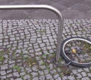 Fahrradkodierung gegen Fahrraddiebstahl
