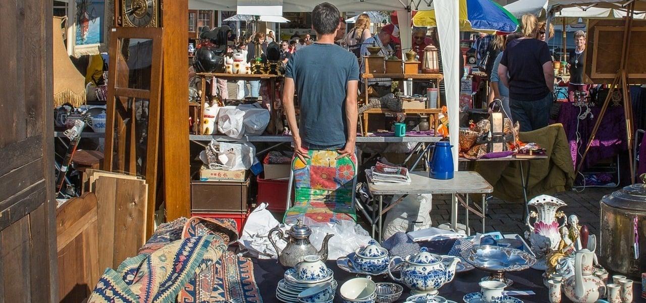 Flohmärkte in Berlin