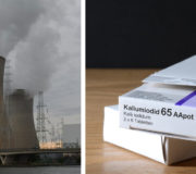 Jodtabletten Aachen Atomkraftwerk Tihange