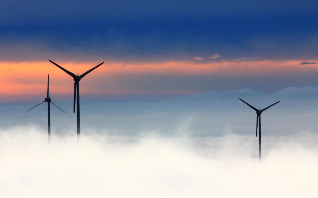 Erneuerbare Energien sind ein Mittel gegen den Klimawandel