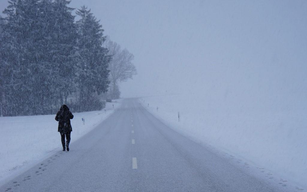 Lokales Winterwetter und globale Erwärmung schließen sich nicht aus