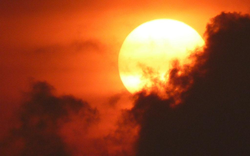 Die Sonne beeinflusst unser Klima, aber sie ist nicht der Motor des aktuellen Klimawandels