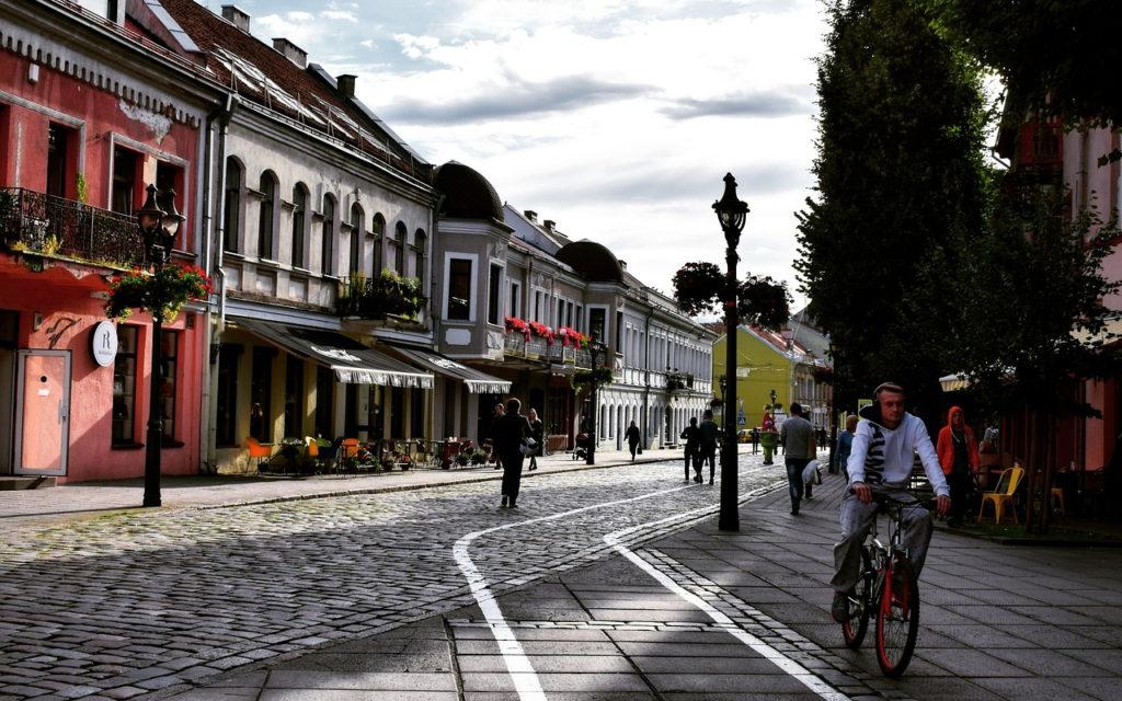 Mit dem Rad durch Litauen - Fahrradtour: 5 Radtouren & Radrouten