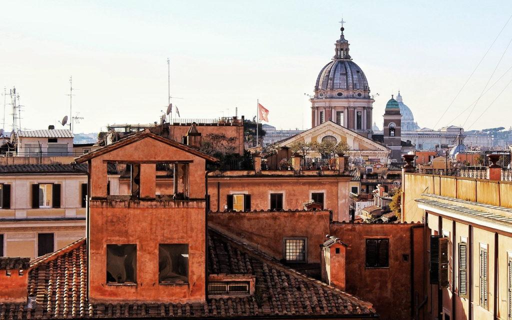 Rom, Italien - Fahrradtour: 5 Radtouren & Radrouten