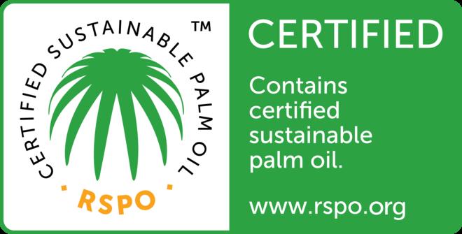 RSPO-Zertifikat