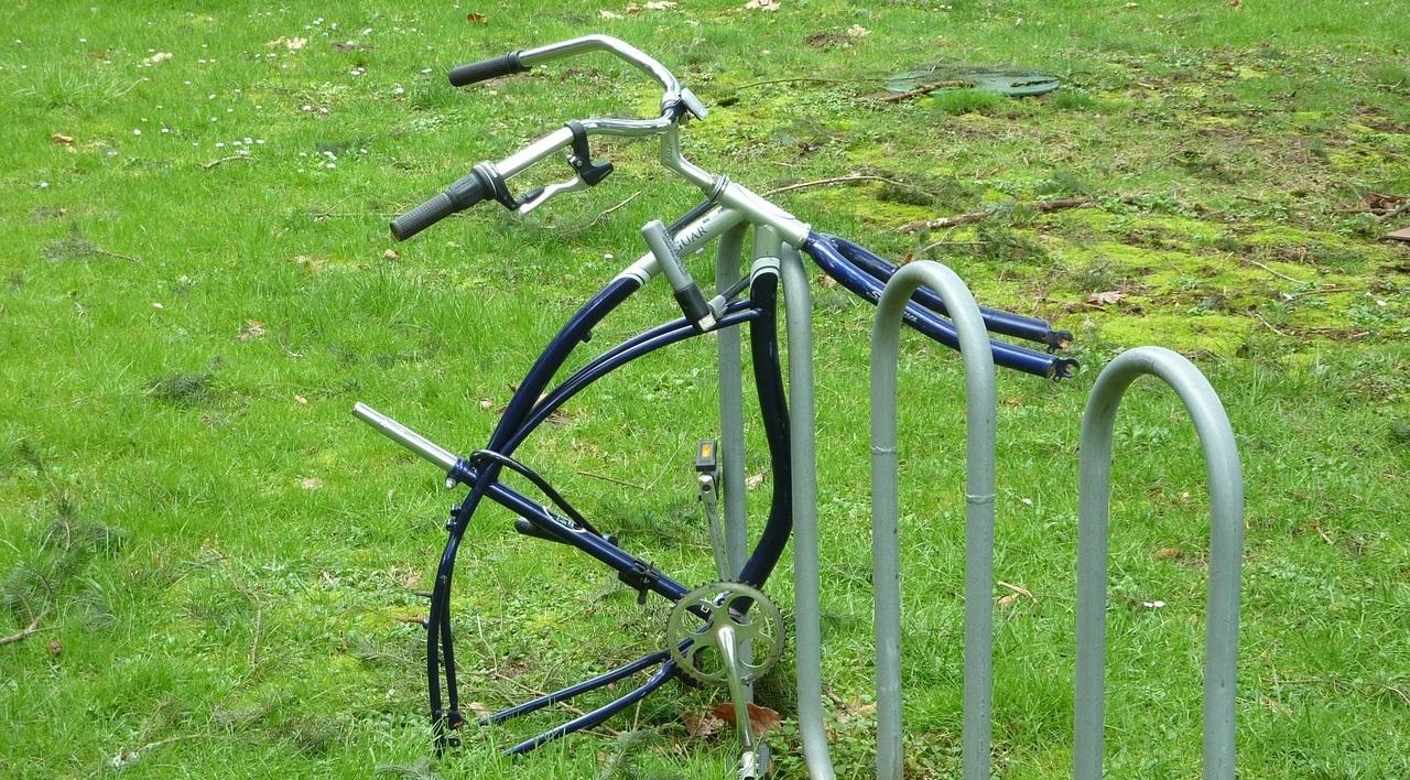 Schutz vor Fahrraddieben ist nicht schwer