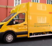 Deutsche Post DHL Streetscooter Work XL