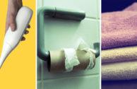 Alternativen zu Toilettenpapier