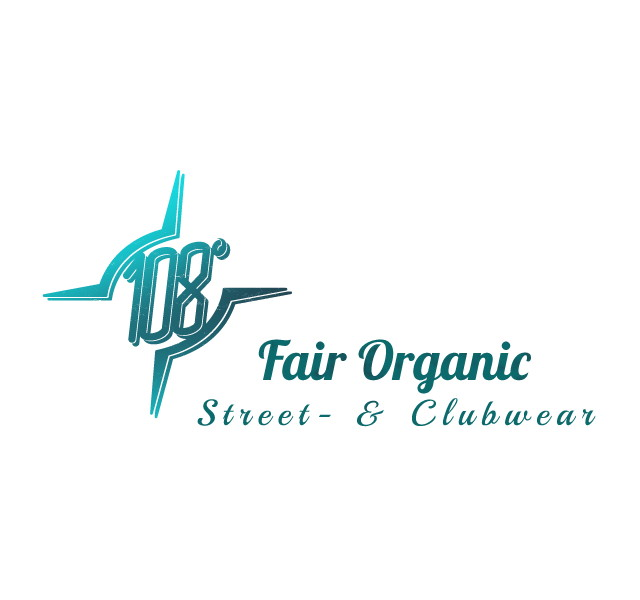 108 Degrees Logo