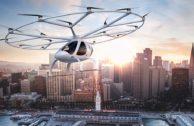 Volocopter: Fliegende Elektroautos sollen Städte entlasten