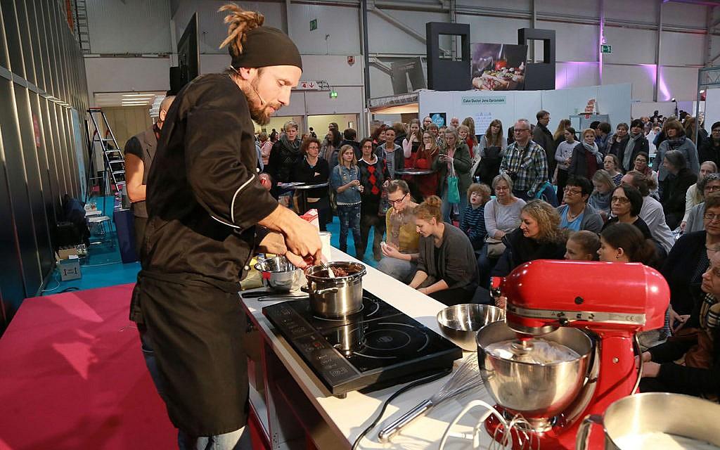 Fair Friends Vegane Kochshow Björn Moschinski