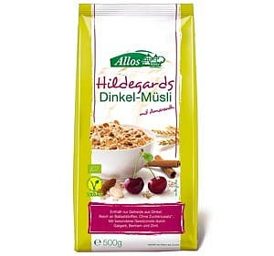 Allos Hildegards Dinkel-Müsli