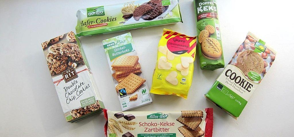 Kekse Kaufberatung Bio, fair, vegan, mit und ohne Palmöl