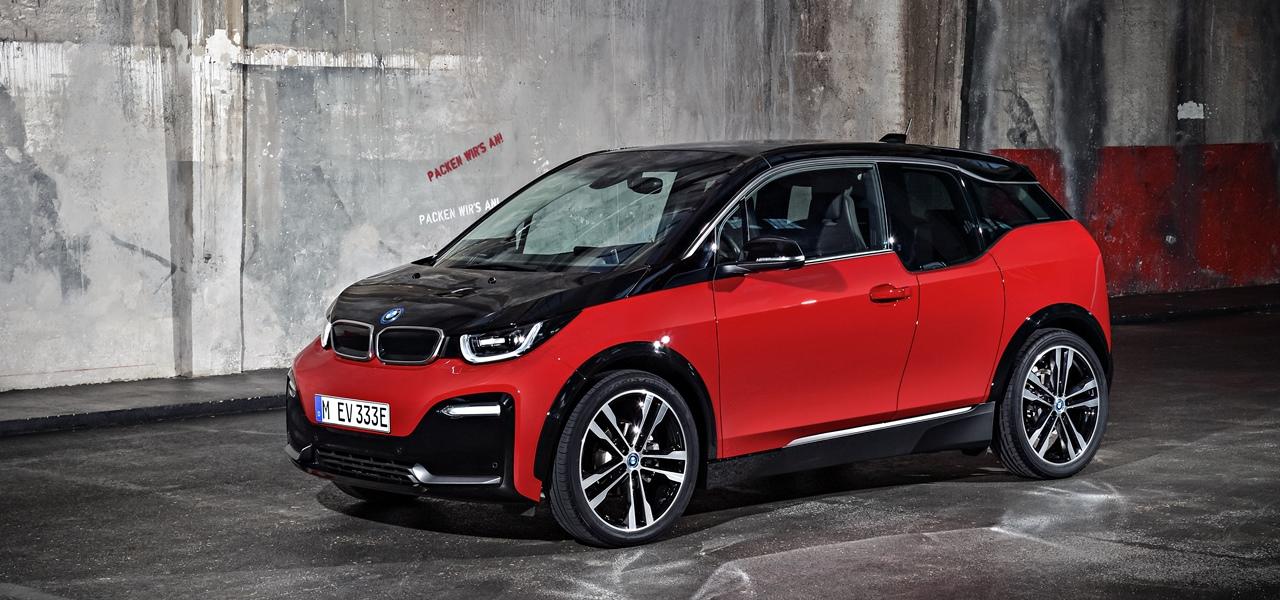 IAA der neue BMW i3