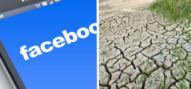 Klimawandel Studie Facebook